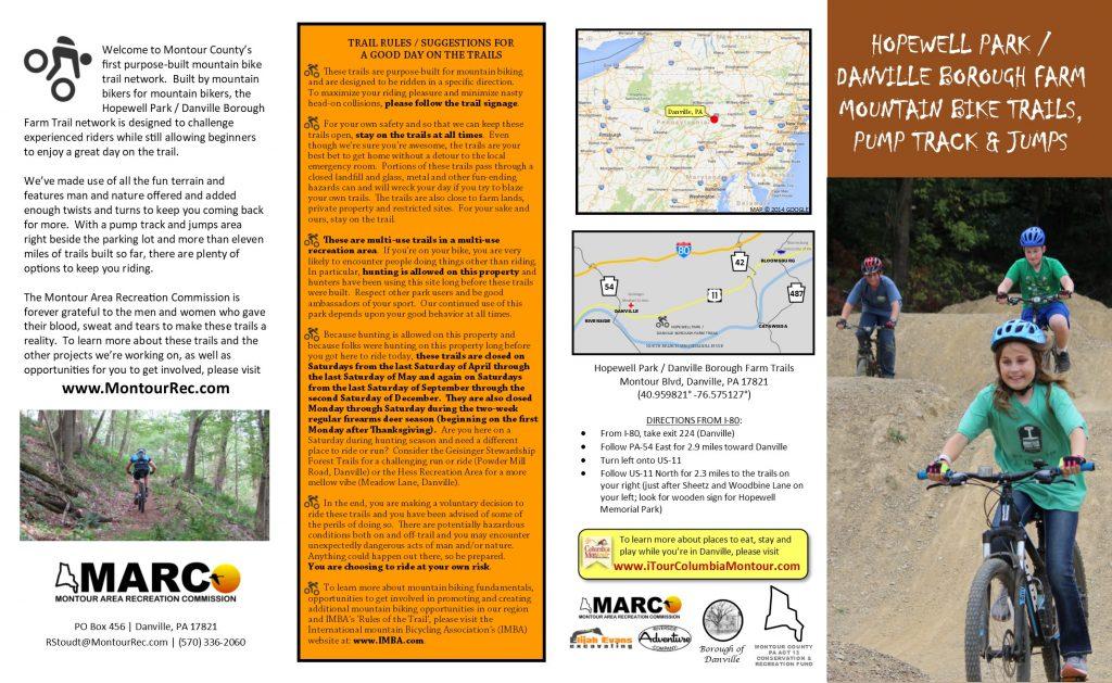 Hopewell Park/Danville Borough Farm – MARC – Montour Area Recreation